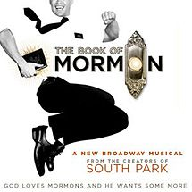 THE BOOK OF MORMON musical — the challenge of two main characters
