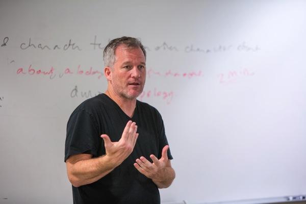 Gordy Hoffman interview