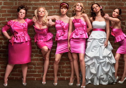 BRIDESMAIDS: The Beat Sheet